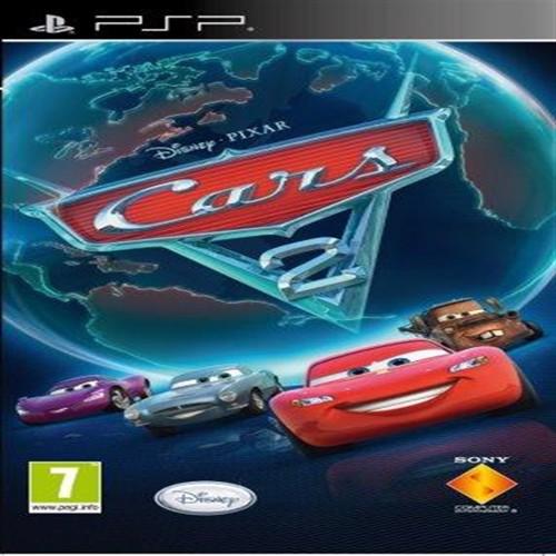 Image of Cars/Biler 2 PSP (0711719230816)