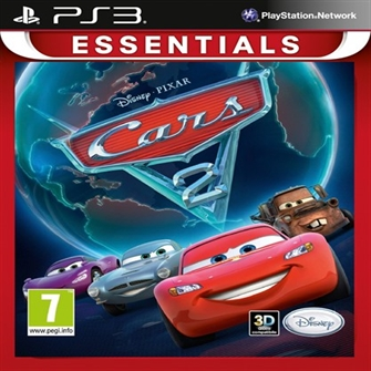 Image of Cars 2: The Videogame (Essentials) - PS3