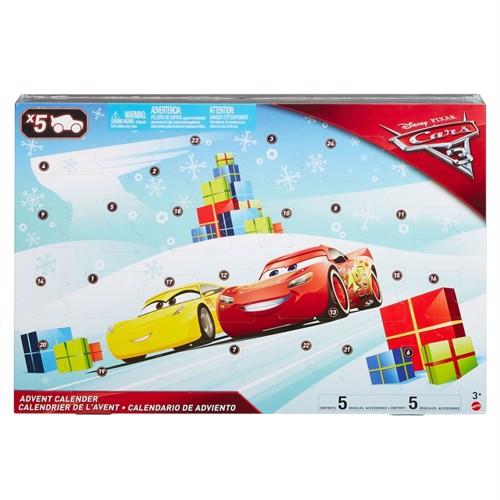 Image of Cars 3 adventskalender