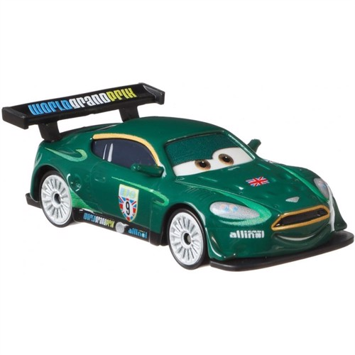Image of Cars 3 diecast nigel gears ley