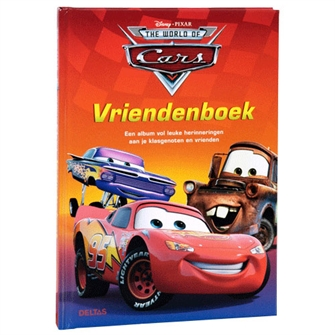 Image of   Cars Friends Book