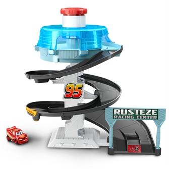 Image of Cars, Mini racers, Ruzeeze spinning racerbane