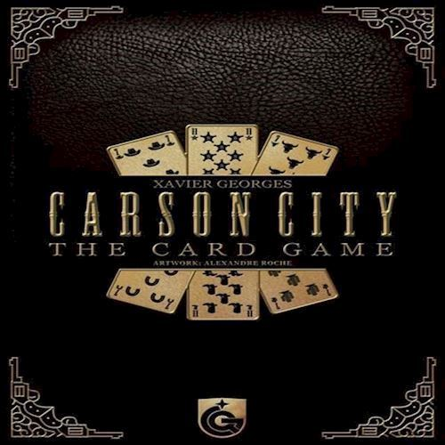 Image of   Carson City Card Game