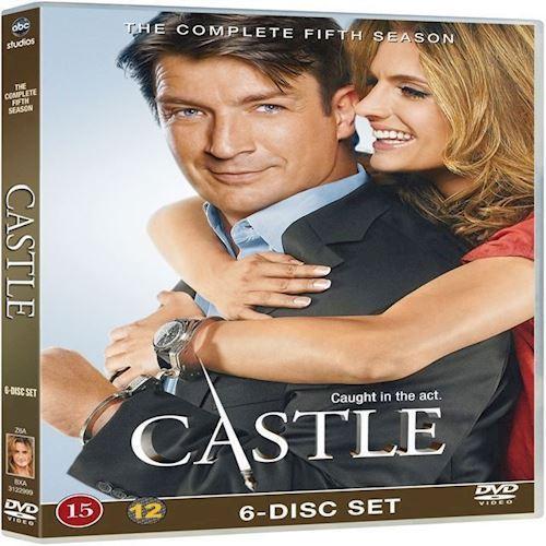 Image of Castle Sæson 5 DVD (8717418395681)