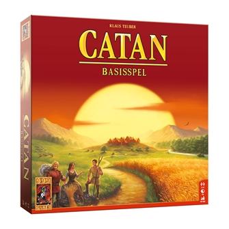 Image of Catan - Basic game (8717249196235)