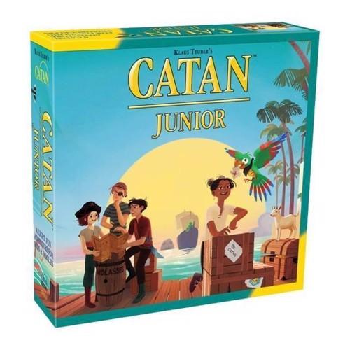 Image of Catan - Junior (English)