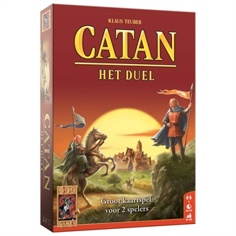 Image of   Catan - The Duel Card game