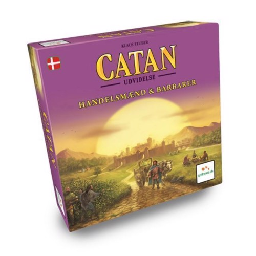 Image of Catan Traders And Barbarians Dkno