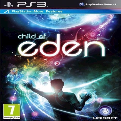 Image of   Child of Eden Move Compatible - PS3