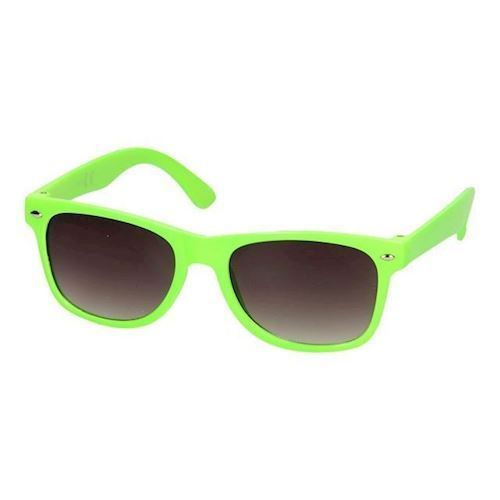 Image of Børnesolbriller plastik grøn