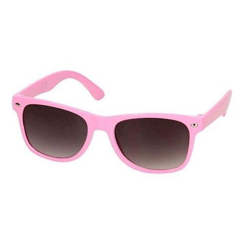 Image of Børnesolbriller plastik lyserød