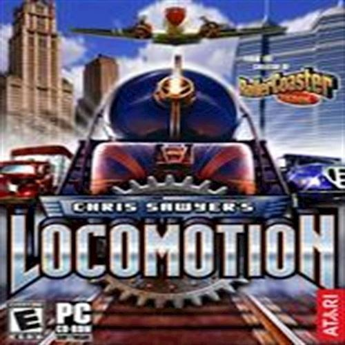Image of Chris Sawyers Locomotion - PC (9324567011257)