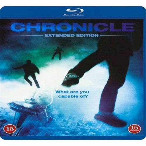 Image of Chronicle Extended Edition Blu-ray (7340112704728)