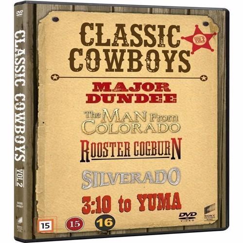 Image of Classic Cowboys Box Vol 2 DVD (7330031000773)