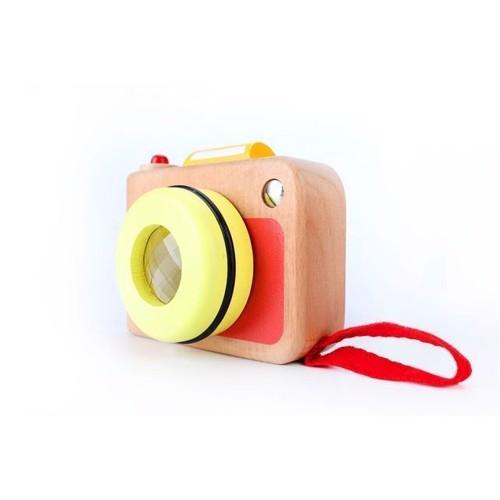 Image of Classic World, mit første kamera