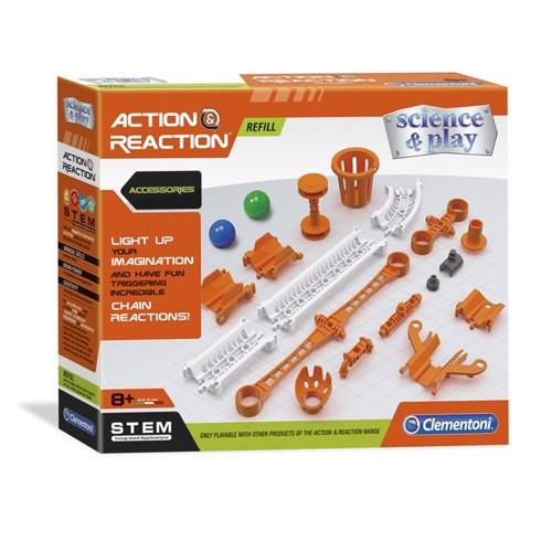 Image of Clementoni Action & Reaction, Udviddelse