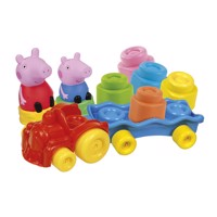 Clementoni Baby Clemmy - Peppa Pig Playset