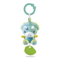 Clementoni Baby - Soft Rattle Dino