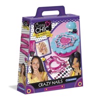 Clementoni Crazy Chic - Nail Manicure