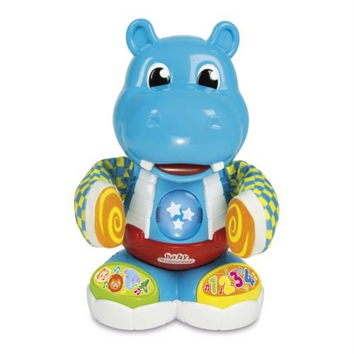 Image of Clementoni Interaktiv Hippopotamus ( Ikke Dansk)
