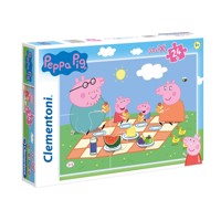 Clementoni Maxi Puzzle Peppa Pig, 24st.
