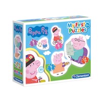 Clementoni My First Puzzles - Peppa Pig