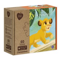 Clementoni Play for Future Puzzle - Lion King, 60st.