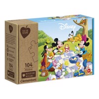 Clementoni Play for Future Puzzle - Mickey Mouse, 104st.