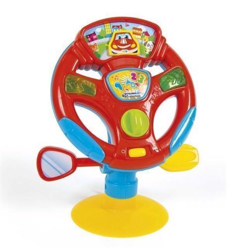 Image of Clementoni - Play Steering Wheels
