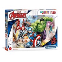Clementoni Puslespil - The Avengers, 180stk