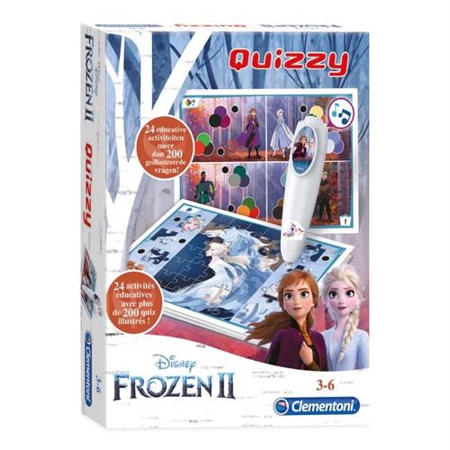 Image of Clementoni Quizzy Frozen 2