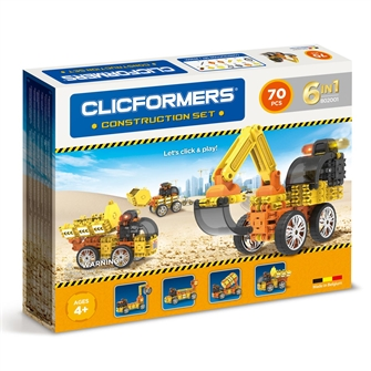Image of Clicformers Construction Set (8809465532864)