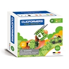 Clicformers Craft Set Green, 25 pcs.