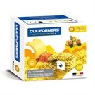 Clicformers Craft Set Yellow, 25 pcs.