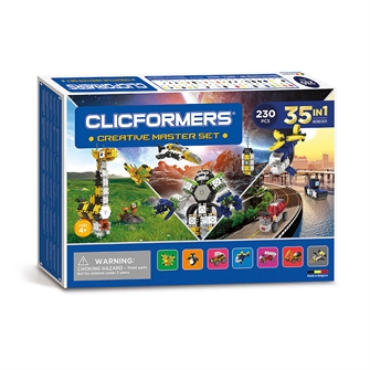 Image of Clicformers Creative Master Set (8809465535773)