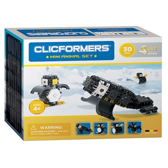 Image of Clicformers Mini Animals Set (8809465534189)