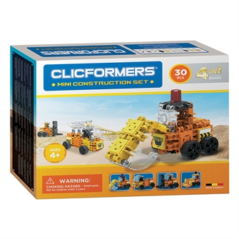 Image of Clicformers Mini Construction Set (8809465534158)