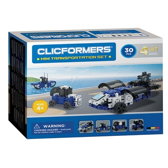 Image of Clicformers Mini Transport Set (8809465534165)