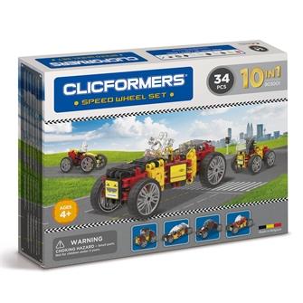 Image of Clicformers - Racewagen Set (8809465532895)