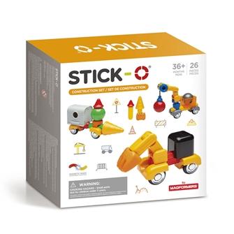 Image of Clics sticko byggesæt 26 dele