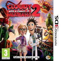 Cloudy with a Chance of Meatballs 2, 3DS