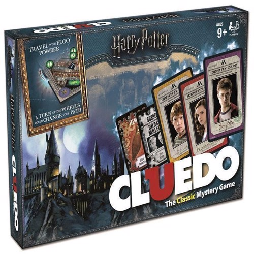 Image of Cluedo Harry Potter (engelsk version) (5036905028431)