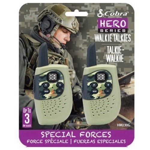 Image of Cobra - Walkie Talkie Special Forces (0856062006289)