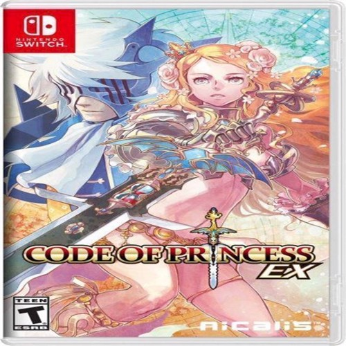 Image of Code of Princess EX US Import (0852961008027)