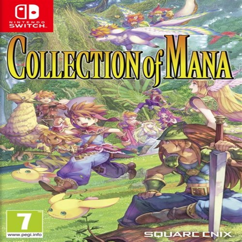 Image of Collection Of Mana Nintendo Switch