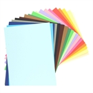Coloured paper, 50 sheets