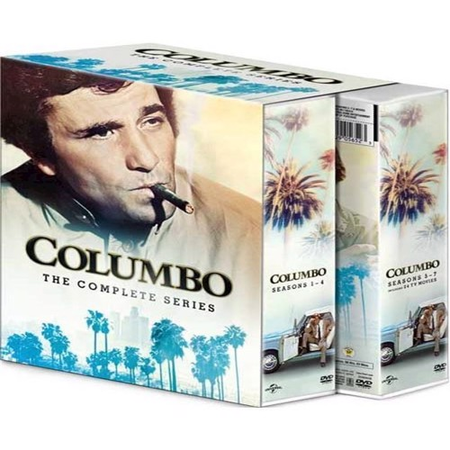 Image of Columbo, The Complete Series, Dvd (5053083159474)