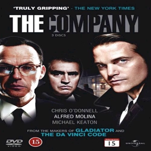 Image of Company, The Miniserie 3disc DVD (5050582857771)