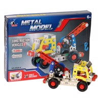 Construction set Tow truck, 135 pcs.