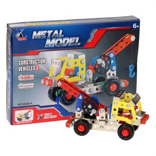 Image of Construction set Tow truck, 135 pcs. (3800966015516)